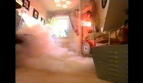 Luftdichtigkeit von Gebäuden, Blower Door-Messung