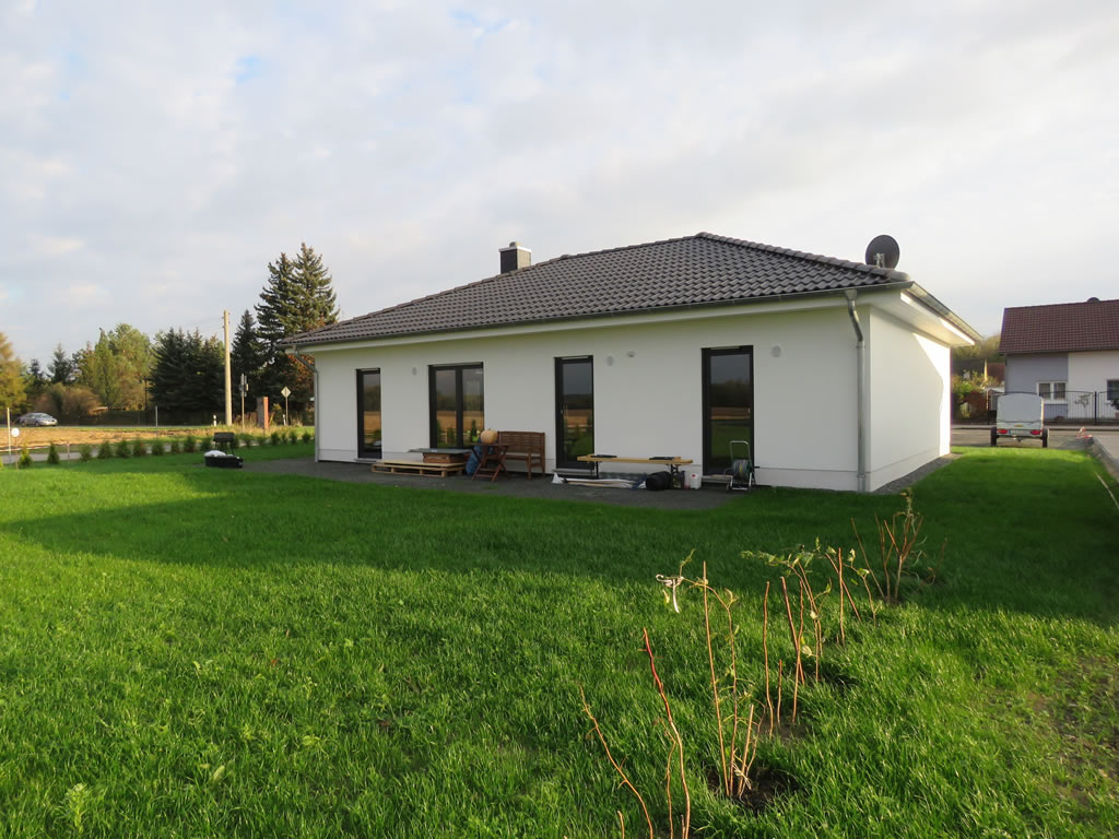 2017 - Bungalow in Naunhof