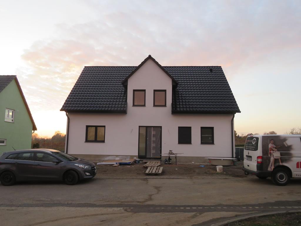2017 - Einfamilienhaus in Leipzig-Luetschena
