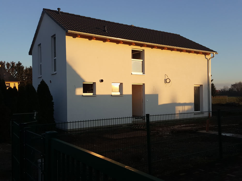 2017 - Einfamilienhaus in Sebenisch