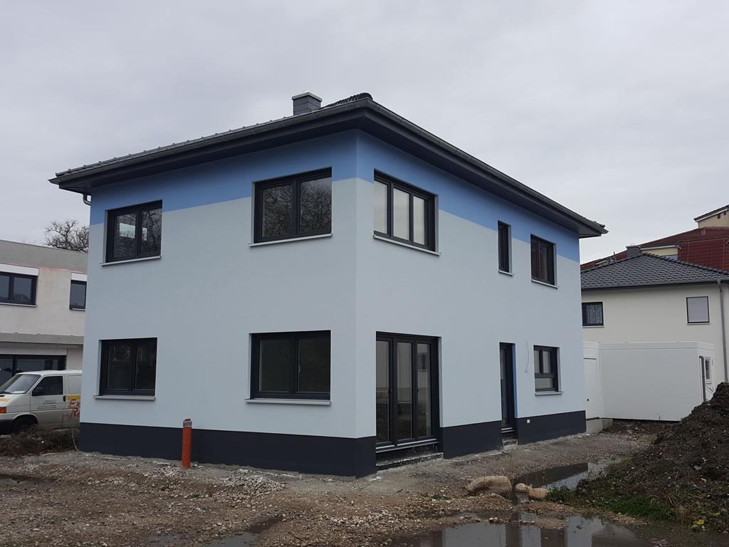 2017 - Stadthaus in Leipzig-Schönefeld