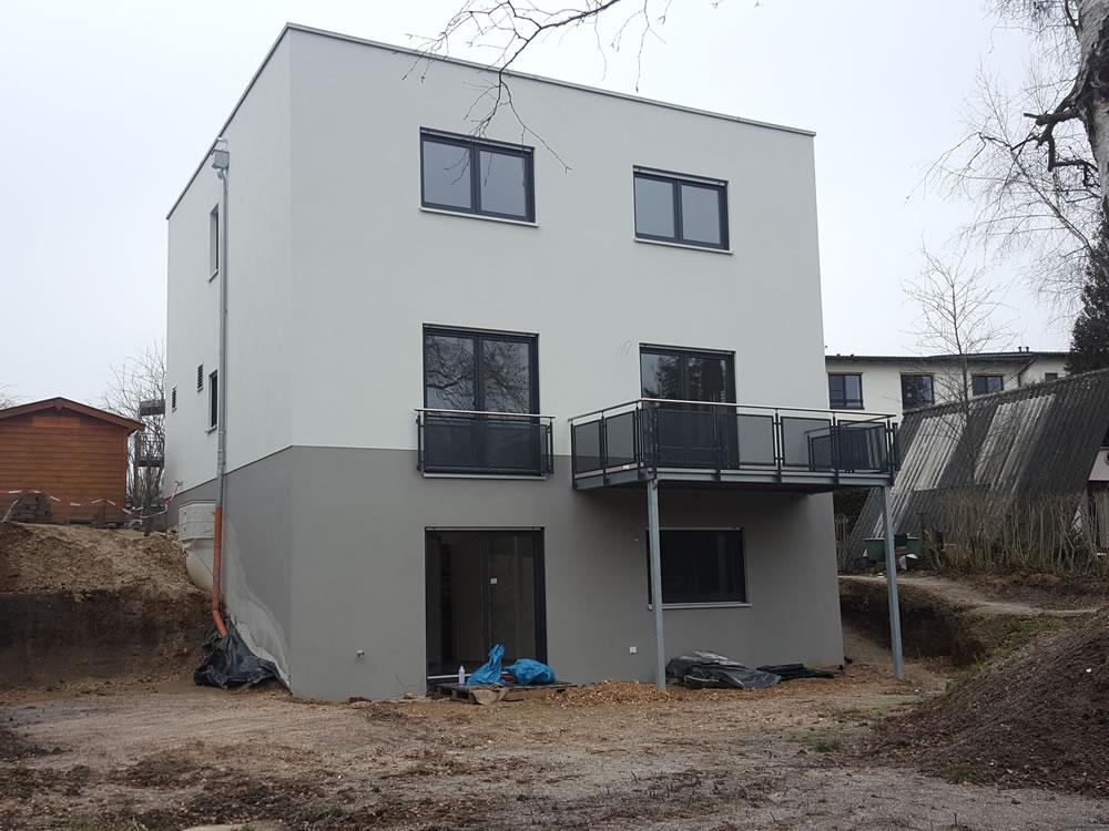 2018 - Einfamilienhaus in Leipzig-Wahren