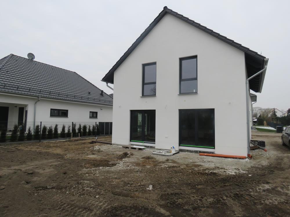 2018 - Einfamilienhaus in Leipzig-Wiederitzsch