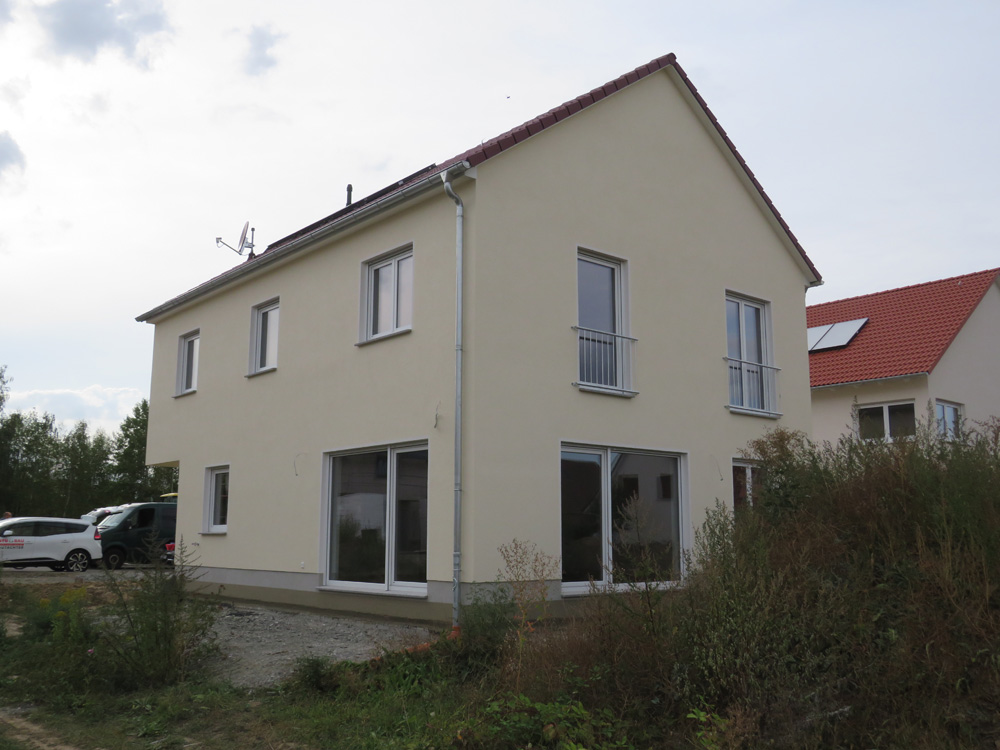 2018 - Einfamilienhaus Probstheida Leipzig