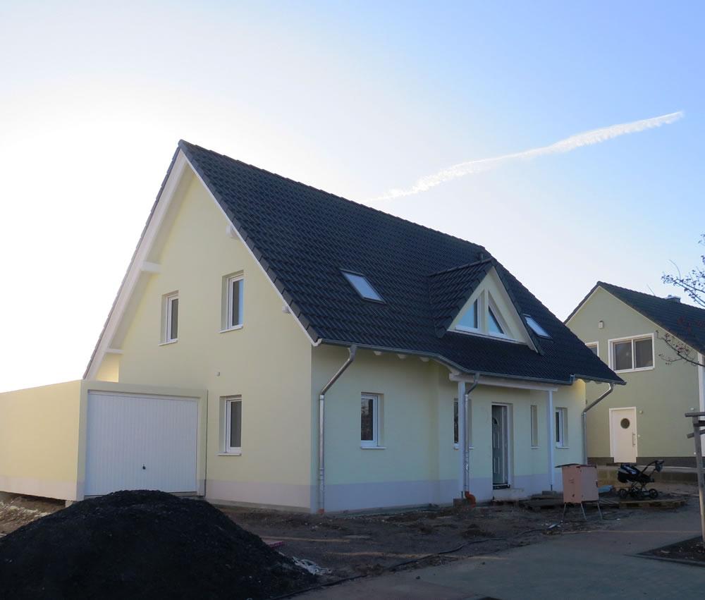 2018 - Einfamilienhaus in Rückmarsdorf