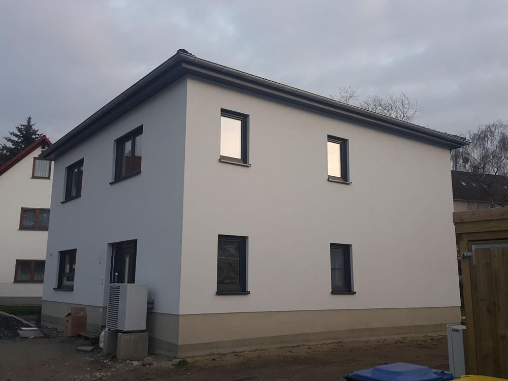 2018 - Stadthaus in Leipzig-Schönefeld