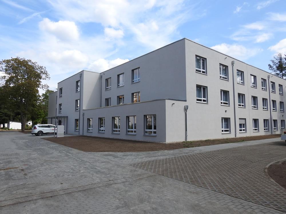 2019 - Altenpflegeheim Oranienbaum