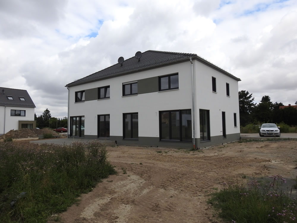 2019 - Doppelhaushälfte Leipzig OT Portitz