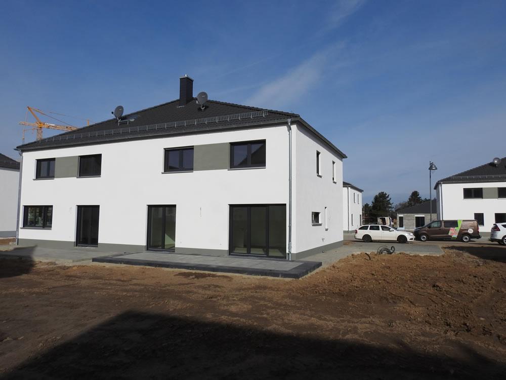 2019 - Doppelhaushälfte Portitz