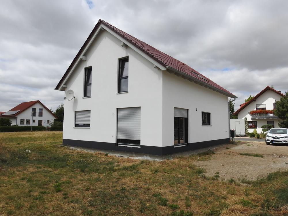 2019 - Einfamilienhaus Satteldach Kühren