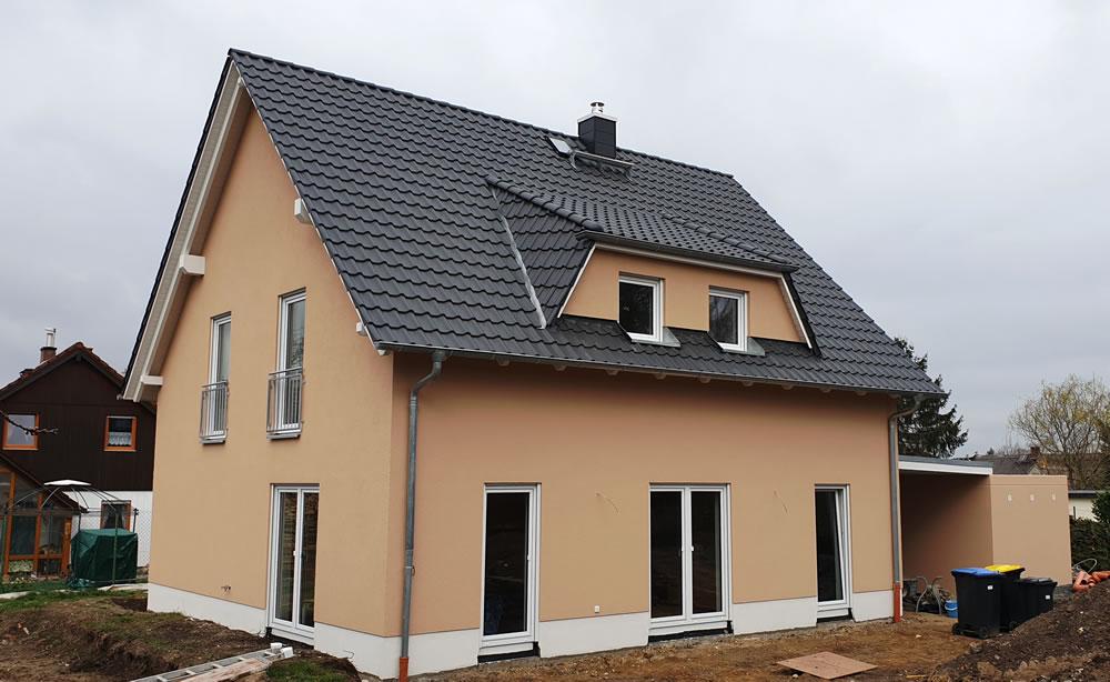 2019 - Einfamilienhaus Hainichen