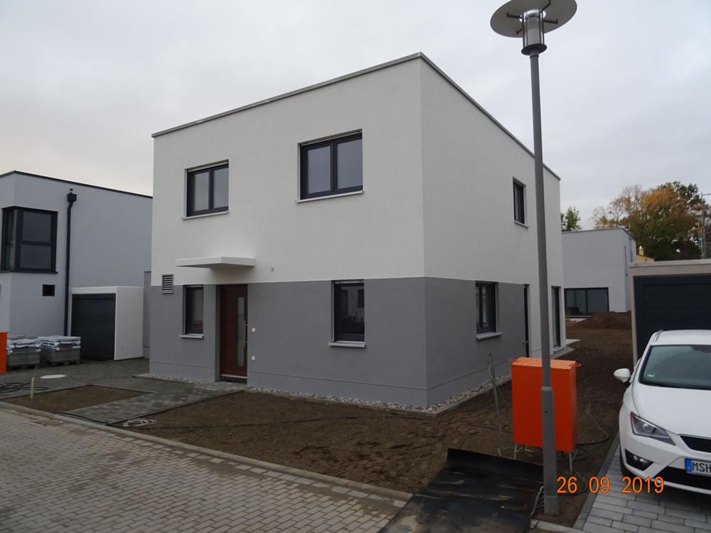 2019 - Einfamilienhaus in Markleeberg