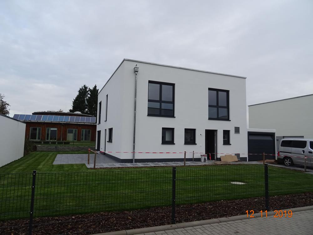 2019 - Stadthaus in Markleeberg