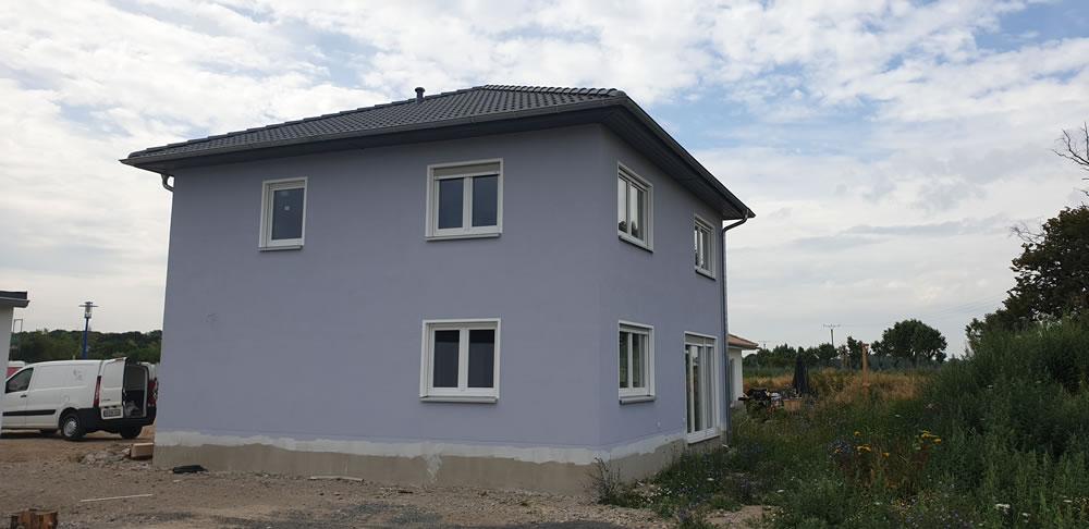 2019 - Stadthaus Wölkau R