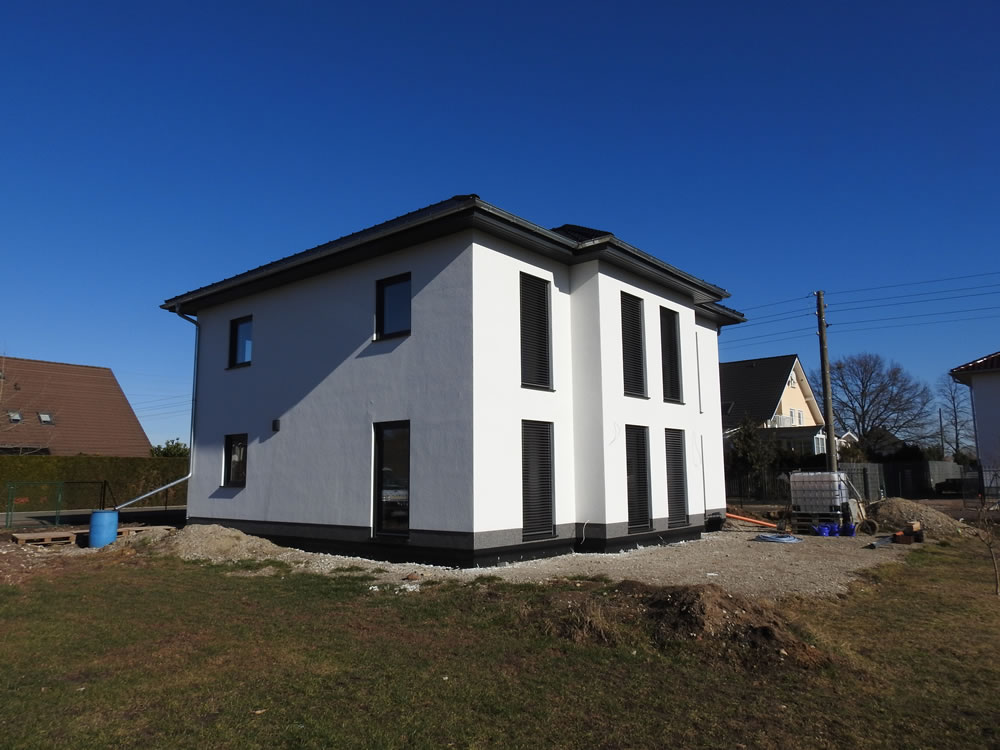 2019 - Stadthaus in Quesitz