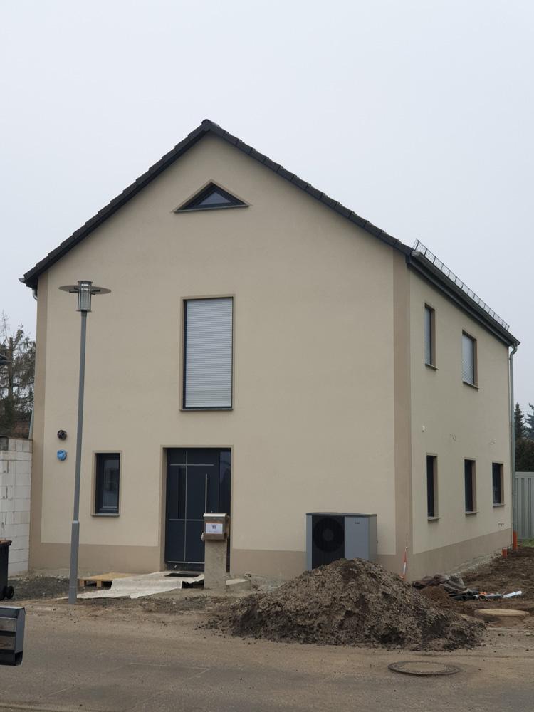 2020 - Einfamilienhaus Wiederitzsch