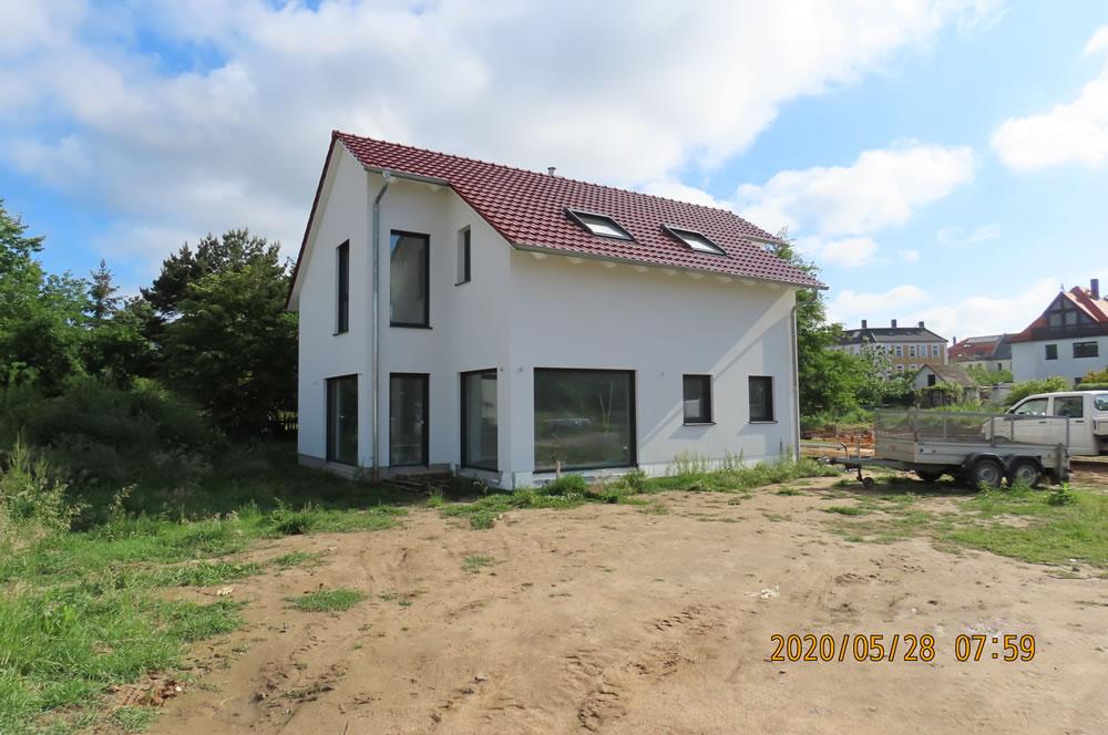 2020 - Einfamilienhaus Holzhausen