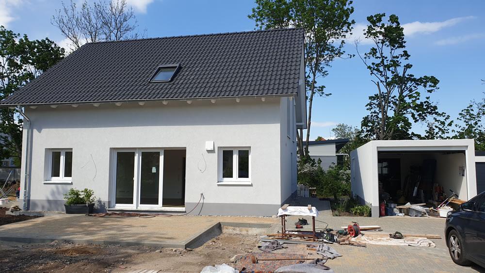 2020 - Einfamilienhaus Merseburg