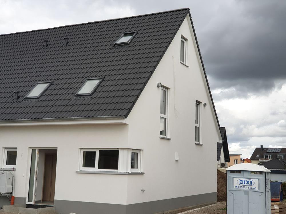 2020 - Doppelhaushälfte Halle (Saale)