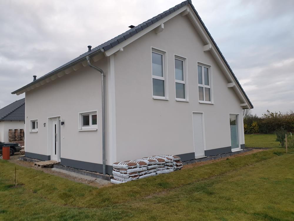 2020 - Einfamilienhaus Wölkau