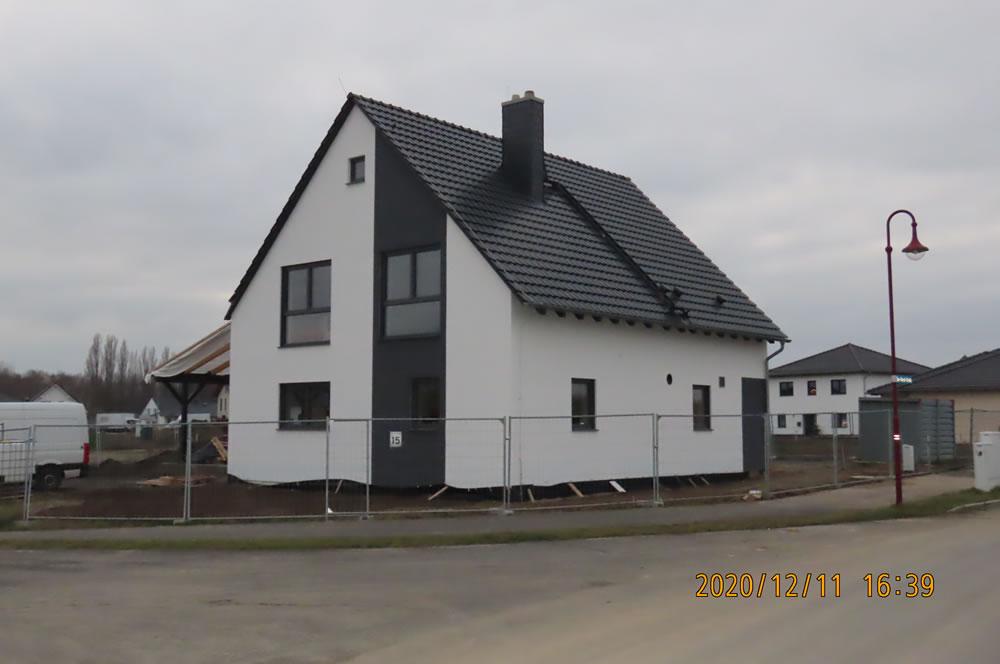 2020 - Einfamilienhaus Bad Lausik